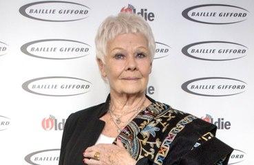Judi Dench afirma que não irá se aposentar