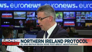 Brexit back in play again as UK and EU restart talks on Northern Ireland Protocol