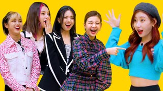 Kpop Group ITZY Competes To Test Their Acting Skills!   That's So Emo   Cosmopolitan
