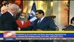 Nicolás Maduro recibe al presidente de la FIFA en Caracas