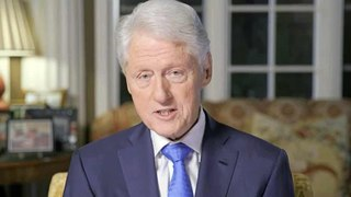 Bill Clinton Hospitalized With Non-COVID-Related Infection