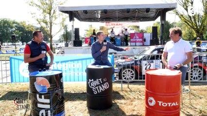 ARRET AU STAND - 10/21 - Rallye du Suran - Arrêt au Stand - TéléGrenoble