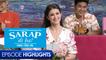 Sarap, 'Di Ba?: Chikahan with Kapuso bride-to-be Carla Abellana