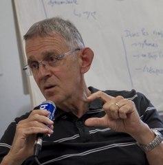 Michel Verger, préparateur mental à l' ASM Omnisports