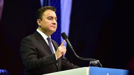 Babacan: Merkez Bankası başkanları mevsimlik işçiye döndü