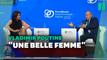 """Trop """"belle"""" pour comprendre- la remarque sexiste de Poutine à une journaliste"""