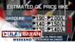 Panibagong big time oil price hike, ipatutupad sa susunod na linggo
