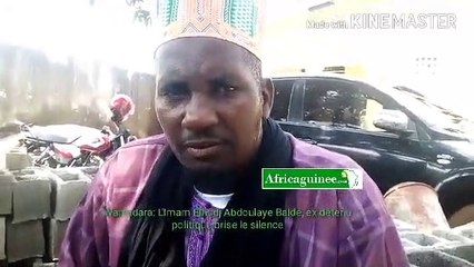 Elhadj Abdoulaye Baldé :