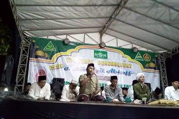 Kepala Desa Cibadak-Ciamis Imbau Masyarakat Mau Divaksin