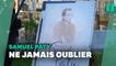 Hommage à Samuel Paty, une marche à Conflans-Sainte-Honorine pour honorer sa mémoire