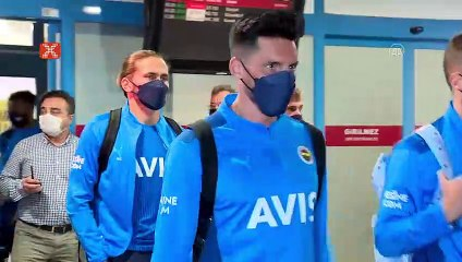 Fenerbahçe'ye Trabzon'da geniş güvenlik