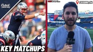 Patriots vs Cowboys Key Matchups