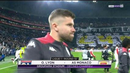 HL Lyon 2-0 Monaco Ligue 1 21/22