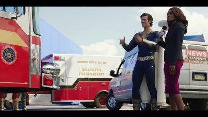 Shazam 2 - Fury of the gods - Teaser trailer du DC Fandome (VO)