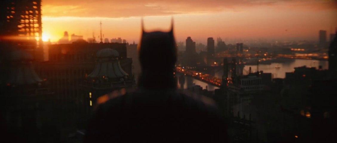 THE BATMAN Main Trailer - DC FanDome 2021