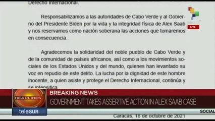Venezuelan government denounces kidnapping of diplomat