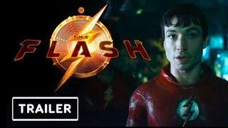 The Flash - First Look Teaser Trailer DC FanDome 2021