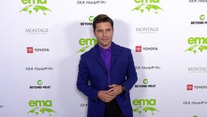 "Ronen Rubinstein ""2021 EMA Awards Gala"" Green Carpet"