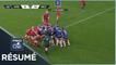PRO D2 - Résumé FC Grenoble Rugby-AS Béziers Hérault: 19-21 - J07 - Saison 2021/2022