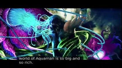 Teaser DC de Aquaman 2 : The Lost Kingdom (VO)