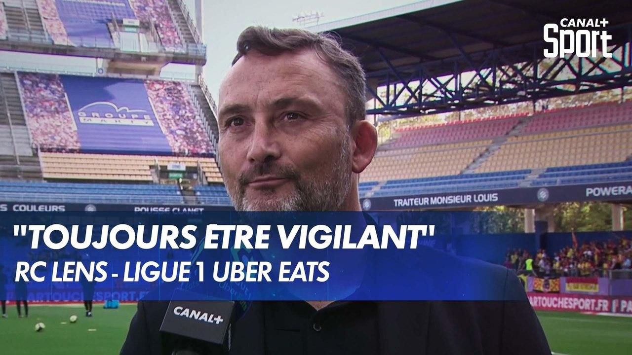 F. Haise avant Montpellier / Lens - <b>Ligue 1</b> Uber Eats - Vidéo Dailymotion