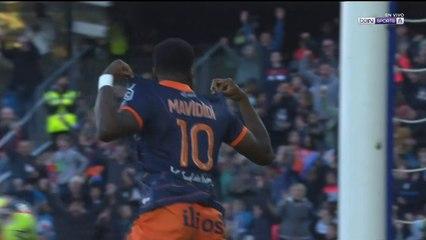 Montpellier 1-0 Lens: Gol de Stephy Mavididi
