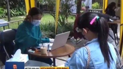 NasDem Gelar Vaksinasi Covid-19 untuk Kalangan Pelajar di Bandung