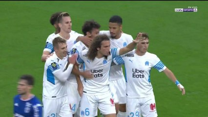 Marsella 1-1 Lorient: Gol de Boubacar Kamara