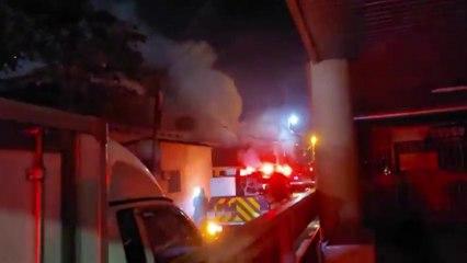 대전 다가구 주택에 불...주민 3명 긴급 대피 / YTN