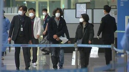 검찰, 남욱 인천공항 도착 직후 체포...영장 청구 방침 / YTN