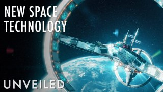 4 Ways You'll Be Able To Travel Through Space In The Future | Unveiled