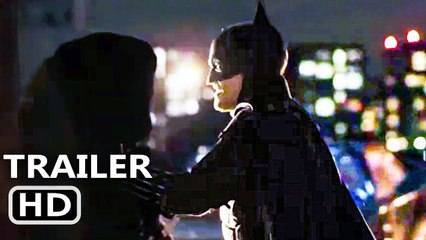THE BATMAN Official Behind the Scenes (2022)