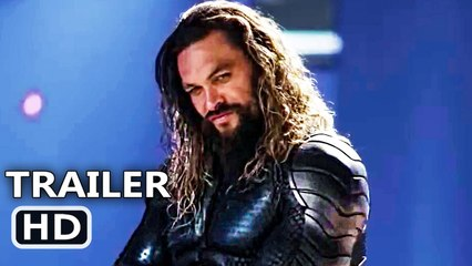 AQUAMAN 2 AND THE LOST KINGDOM Teaser (2022)