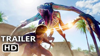ETERNALS -Thanos Was Just The Beginning- Trailer (NEW 2021)