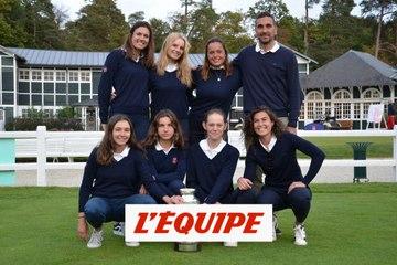 Trophée Golfers, St Nom au panthéon - Golf - Magazine