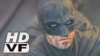 THE BATMAN Bande Annonce VF (2021) Robert Pattinson, Colin Farrell