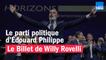 Le parti politique d'Édouard Philippe - Le billet de Willy Rovelli