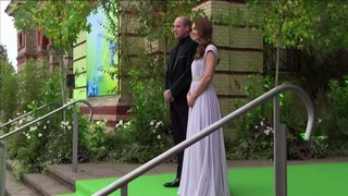 Prince William and Kate make their green carpet appearance at the Earthshot Prize awards 2021
