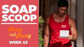 Home and Away Soap Scoop! Tane's stalker strikes again