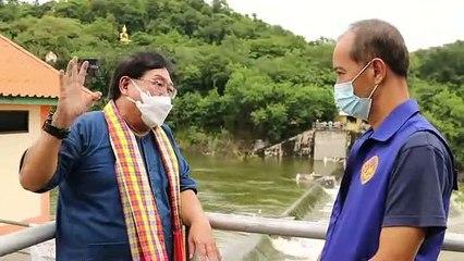 เร่งป้องกันน้ำเข้าพื้นที่เศรษฐกิจชาวบ้านวอนช่วยเร่งระบายน้ำ