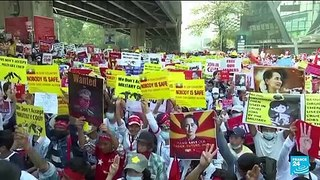La Birmanie va libérer plus de 5.000 manifestants emprisonnés depuis le coup d'Etat