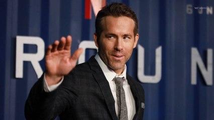 L'acteur Ryan Reynolds fait une annonce inattendue