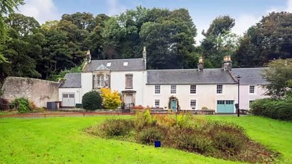 charming period property for sale in Culross,  Offers Over £445,000