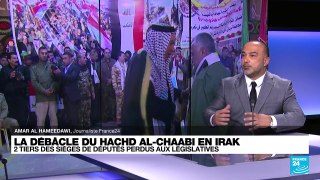 Irak : débâcle du Hachd al-Chaabi aux législatives