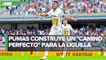 Pumas vuelve a ganar con afición en el Estadio Olímpico frente a Juárez