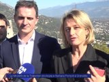 Reportage - Barbara Pompili à Grenoble - Reportage - TéléGrenoble