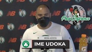 Ime Udoka Says There's