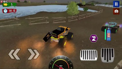 MMX Monster Truck Racing MTD / Extreme 3D Truck Race Driver / Android GamePlay
