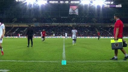 Argument players Hatayspor Gaziantep