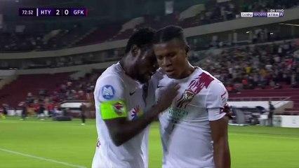Hatayspor 2-0 Gaziantep: Gol de Mohammed Kamara